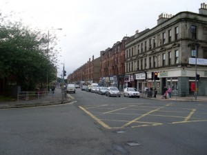 partick - by stephen sweeney
